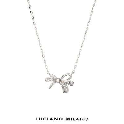 LUCIANO MILANO 少女氣質純銀項鍊
