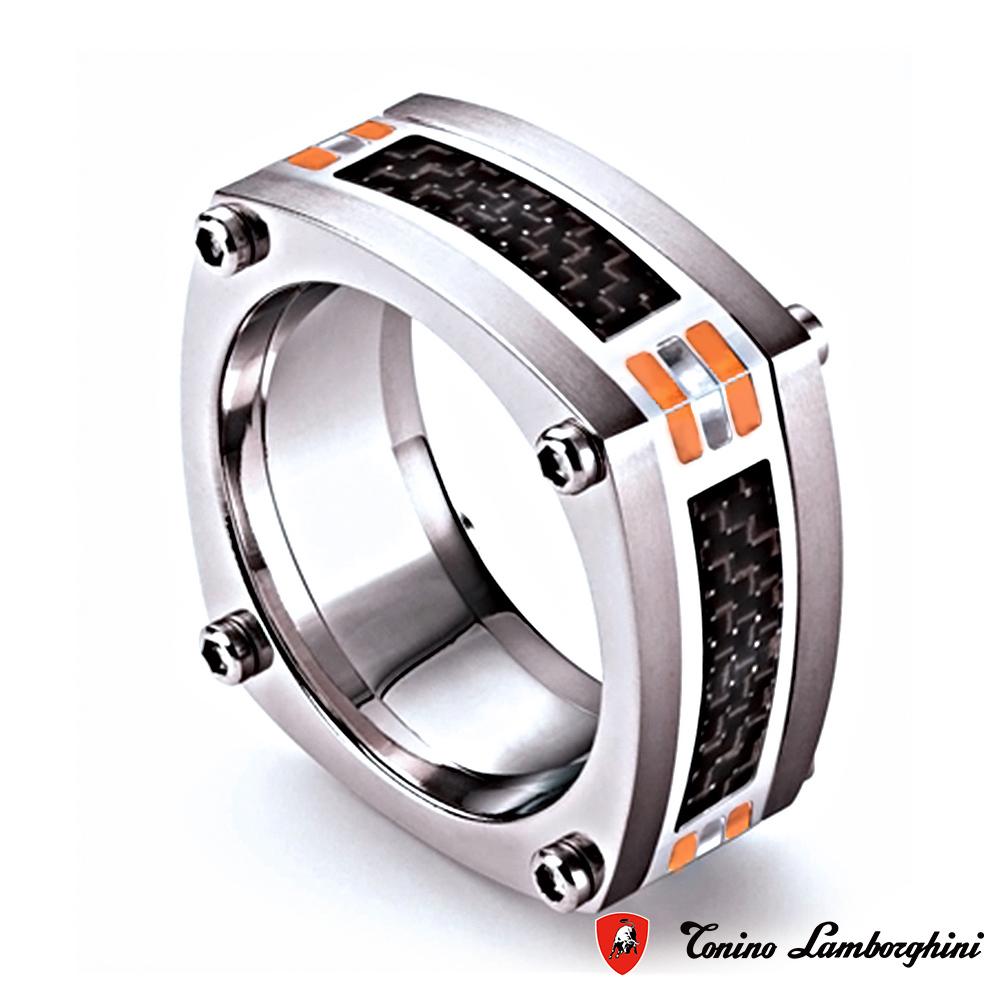 藍寶堅尼CORSA Orange Ring 戒指(美國戒圍8~12可挑)