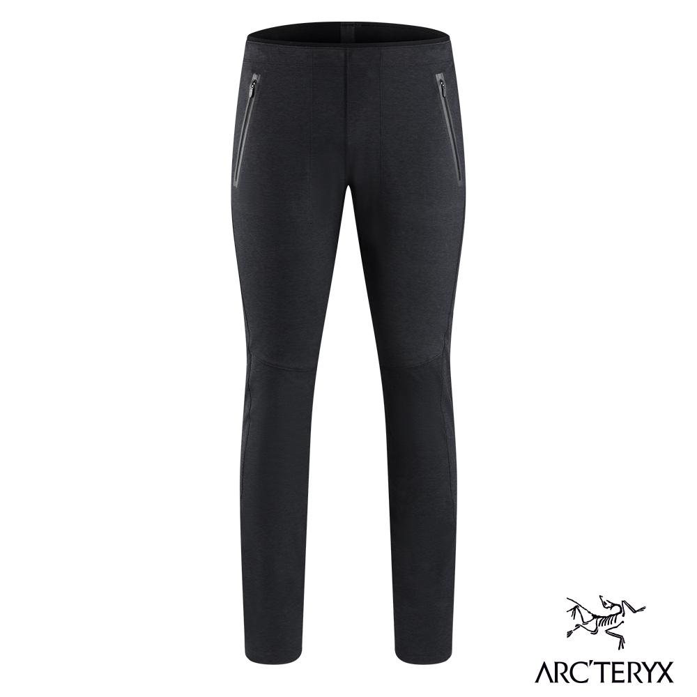 Arcteryx 始祖鳥 男 Cormac 保暖 彈性長褲 黑