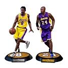 ENTERBAY 1/6 NBA公仔 雙人組 湖人隊 Kobe Bryant