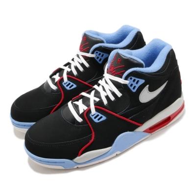 Nike 休閒鞋 Air Flight 89 運動 男鞋 經典款 氣墊 舒適 復古 球鞋 穿搭 黑 紅 DB5918001