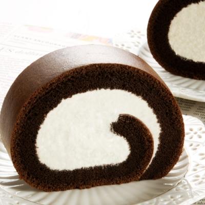 (滿4件)亞尼克生乳捲-特黑巧克力