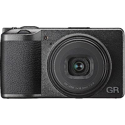 RICOH GR III (GR <b>3</b>) 類單眼數位相機 (平輸中文)