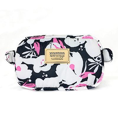 VOVAROVA空氣包-裝不滿化妝包-粉墨花語