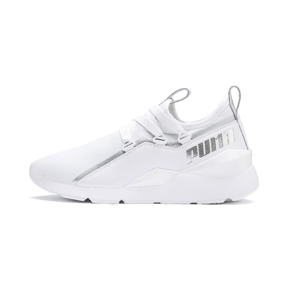 PUMA-Muse 2 TZ Wn s女性復古休閒鞋-白色