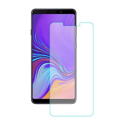 【SHOWHAN】三星 A9 (2018) 9H鋼化玻璃0.3mm疏水疏油抗指紋保護貼