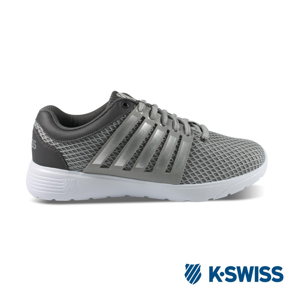 K-SWISS Motivate休閒運動鞋-男-灰