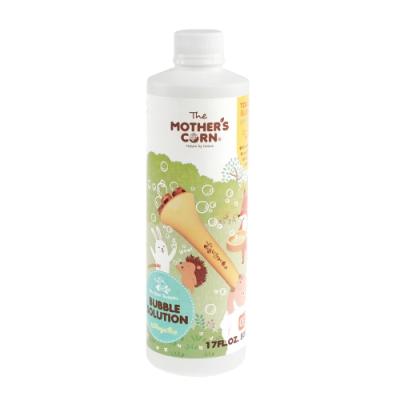 韓國【MOTHER S CORN】 兒童專用不易破泡泡補充罐 (500ml)