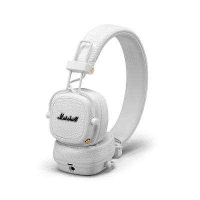 Marshall Major III Bluetooth 藍牙耳罩式耳機 經典白