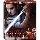STAR WARS:最後的絕地武士 3D+2D 限量鐵盒3碟版  藍光  BD