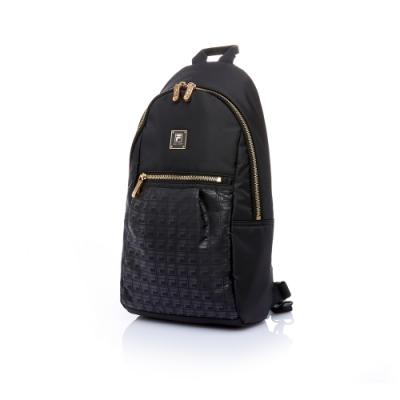 FILA 後背包-黑 BPT-5304-BK