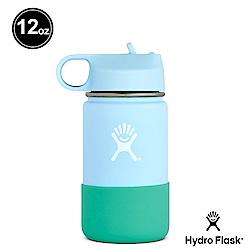 美國Hydro Flask 兒童寬口吸管蓋 12oz/355m