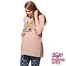 mamaway媽媽餵 迪士尼小鹿斑比孕哺居家服組