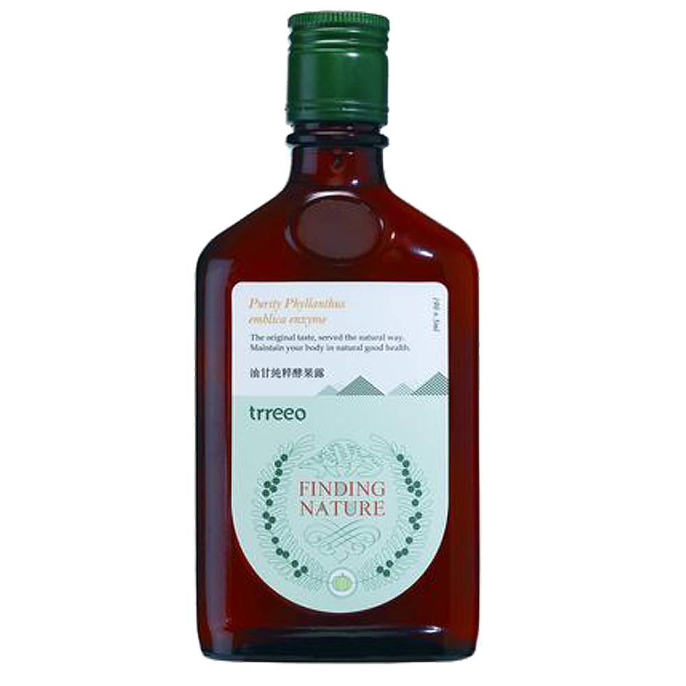 樹重奏 油甘純粹酵果露(190±5ml/瓶)