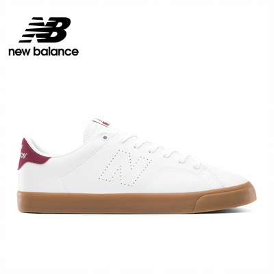 [New Balance]復古運動鞋_中性_焦糖白_AM210WCB-D楦