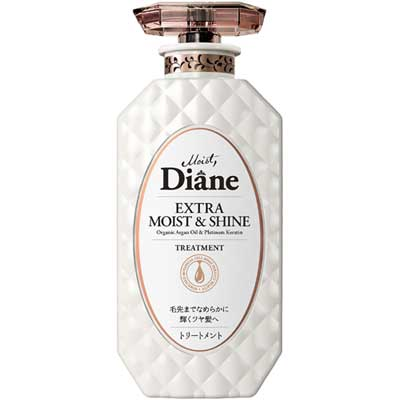 Moist Diane 黛絲恩 完美鎖色極潤修護 護髮素 450ml