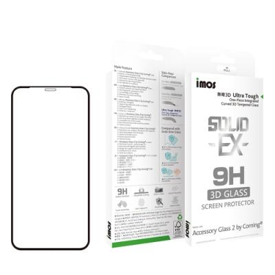 iMOS Apple iPhone 11 專用版 熱彎3D 玻璃螢幕保護貼