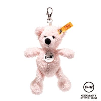 STEIFF德國金耳釦泰迪熊  Keyring Lotte Teddy Bear (經典吊飾)