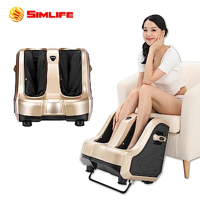 Simlife–S超曲線女神美腿按摩機