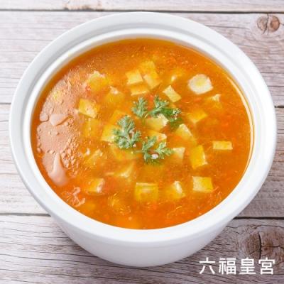 六福皇宮 上品蟹黃海鮮羹 1500g/盒