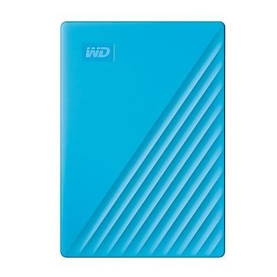 [時時樂限定]WD My Passport 2TB 2.5吋行動硬碟