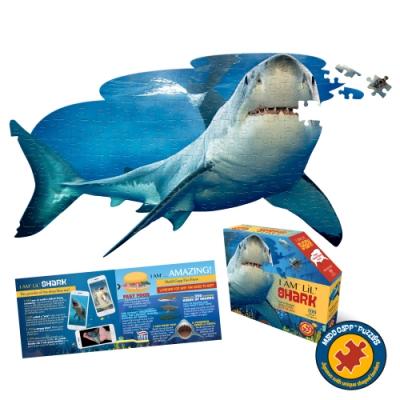 【I AM 拼圖】我是大白鯊 - 100 系列
