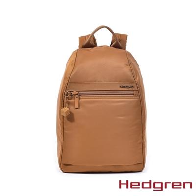 Hedgren INNER CITY旅行防盜 後背包 蜜黃