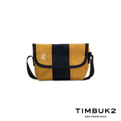 Timbuk2 Micro Classic Messenger 迷你郵差包 - 黑黃配色
