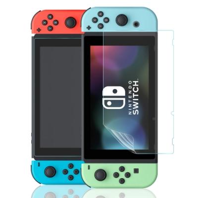 o-one大螢膜PRO 任天堂 Nintendo Switch 滿版全膠螢幕保護貼