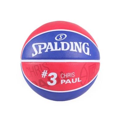 SPALDING 快艇-保羅 Paul #7 紅藍白