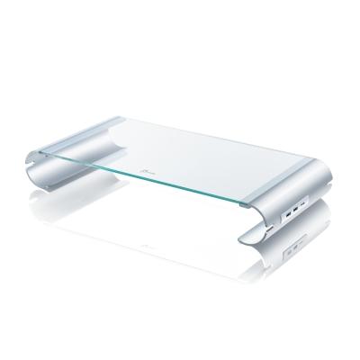 j5create多功能桌上型USB 3.0電腦螢幕架 -JUT325