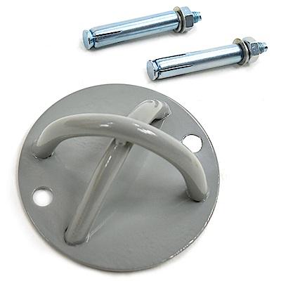 懸吊訓練X型空中吊盤 固定器 牆掛組-(快)