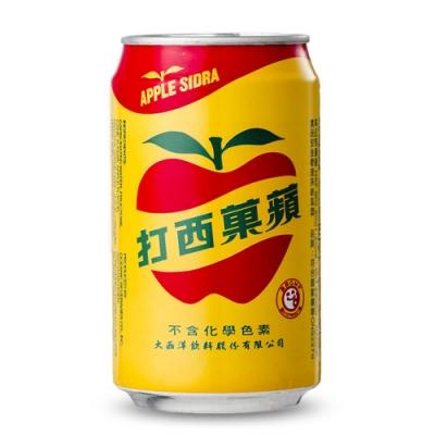 蘋果西打(330mlx6入)