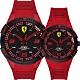 Scuderia Ferrari 法拉利 APEX系列情侶手錶 對錶-紅 product thumbnail 1