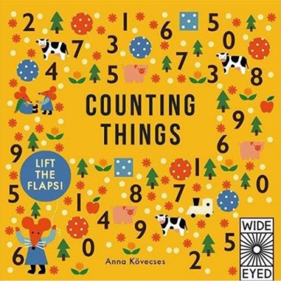 Counting Things 數來數去精裝翻翻書