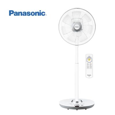 福利品 Panasonic國際牌 14吋 8段速微電腦遙控ECO溫控DC直流電風扇 F-H14GND