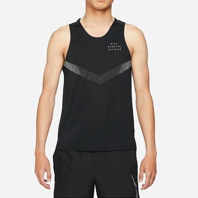 Nike Dri-FIT Rise 365 Run Division 男背心-黑-DD4787010