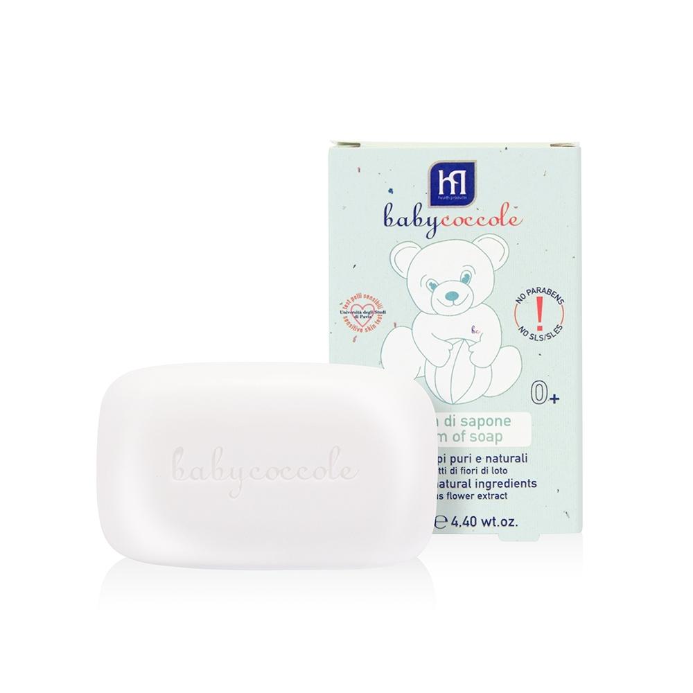 寶貝可可麗 babycoccole 天然保濕潔膚皂  (不流淚配方、不含皂鹼、乾敏肌適用)