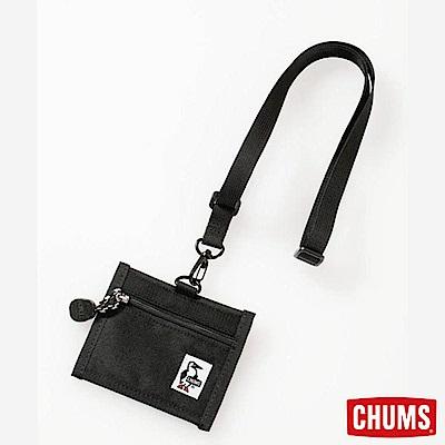CHUMS 日本 Eco ID 證件夾 黑