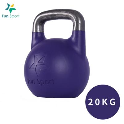 Fun Sport 競技壺鈴 kettlebell-20kg(紫)