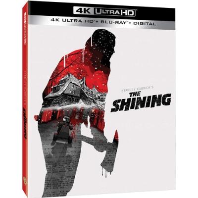 鬼店 The Shining 4K UHD + BD 雙碟加長版
