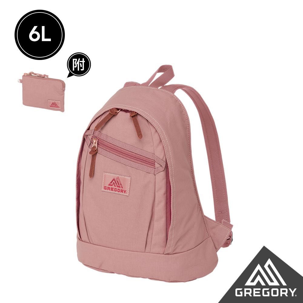 Gregory 6L LADYBIRD BACKPACK XS 後背包 玫瑰粉