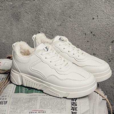 韓國KW美鞋館-輕美學甜美俏麗運動老爹鞋(老爺鞋 運動鞋 休閒鞋)(共1色)