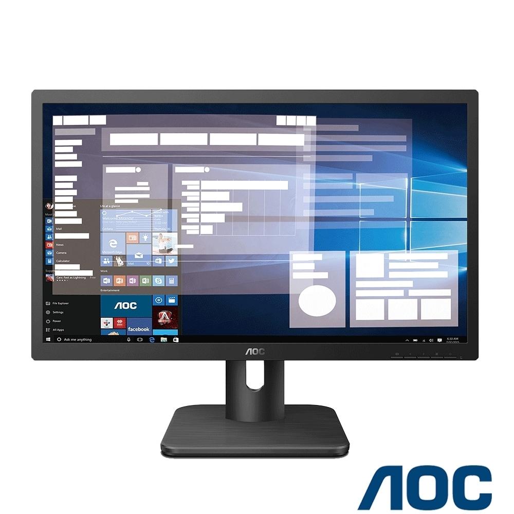 AOC 22E2QA 22型 IPS窄邊框廣視角電腦螢幕