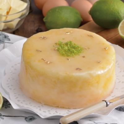 食感旅程 金典檸檬蛋糕4吋