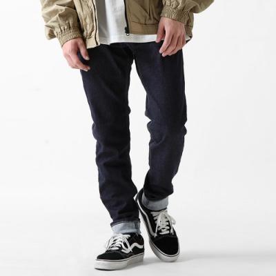 GERRY窄管丹寧牛仔褲(4色) -ZIP日本男裝