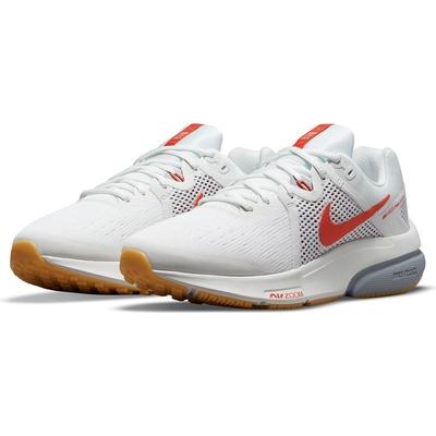 NIKE 慢跑鞋 運動鞋 氣墊 緩震  男鞋 白紅 DA1102100  ZOOM PREVAIL