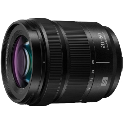 Panasonic LUMIX S 20-60mm F3.5-5.6 變焦鏡頭(公司貨)