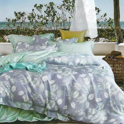 LAMINA 怜夢 雙人100%天絲四件式兩用被套床包組