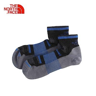 The North Face北面灰色保暖舒適通用中筒襪 3CNO8UV